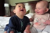 Most Funny Babies Fight