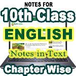 Free Download Complete 10th Class Notes All Subjects | Class Notes